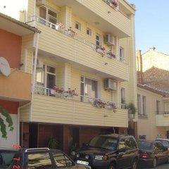 Отель Guest House Morska Zvezda Поморие парковка