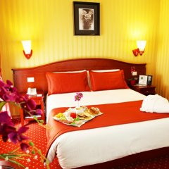 Отель Augusta Lucilla Palace 4* Номер Комфорт с различными типами кроватей фото 3