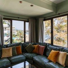 Отель Coral Beach Aparthotel 4* Апартаменты с различными типами кроватей фото 5