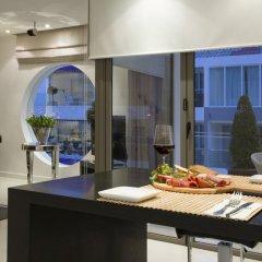 BYD Lofts Boutique Hotel & Serviced Apartments by X2 4* Люкс повышенной комфортности с различными типами кроватей фото 5