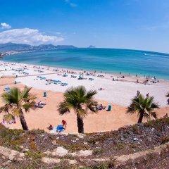 Hotel & Spa Sun Palace Albir пляж