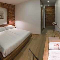 Дизайн-отель Brick 4* Номер Делюкс с различными типами кроватей фото 4
