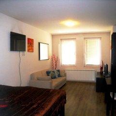 Апартаменты Bansko Royal Towers Apartment комната для гостей фото 2