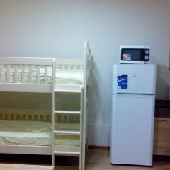 Гостиница Вunker Light Кровать в женском общем номере двухъярусные кровати