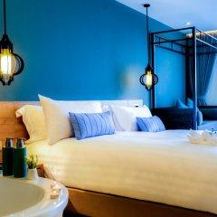 Отель MAI HOUSE Patong Hill 5* Номер Делюкс с различными типами кроватей фото 7