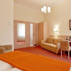 Отель Adria Munchen 4* Стандартный номер фото 5