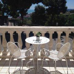 Отель Relais Borgo sul Mare Италия, Сильви - отзывы, цены и фото номеров - забронировать отель Relais Borgo sul Mare онлайн балкон
