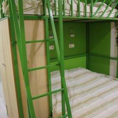 Eco Son Hotel & Hostel Стандартный семейный номер с двуспальной кроватью фото 7