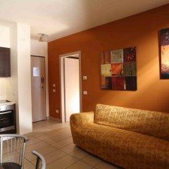 Отель ApartHotel Quadra Key 4* Стандартный номер с различными типами кроватей фото 12