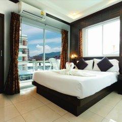 Отель Hallo Patong Dormtel And Restaurant 3* Стандартный номер фото 3