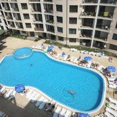 Отель Avalon Freya Apartments Болгария, Солнечный берег - отзывы, цены и фото номеров - забронировать отель Avalon Freya Apartments онлайн бассейн фото 2