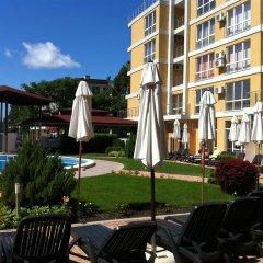 Апартаменты Flores Park Apartments Солнечный берег