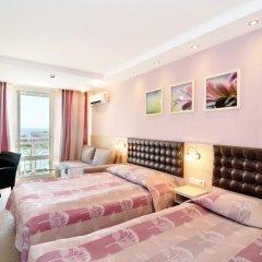 Отель Сенди Бийч 3* Стандартный номер с различными типами кроватей фото 13