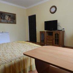 Гостевой дом Домашний Уют Стандартный семейный номер с двуспальной кроватью фото 2