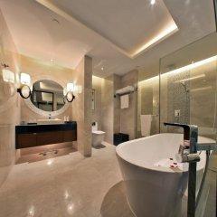 Grand Skylight International Hotel Shenzhen Guanlan Avenue 5* Улучшенный номер с различными типами кроватей фото 3