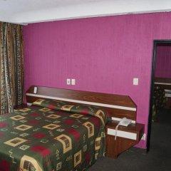 Hotel Bonampak 3* Люкс с различными типами кроватей фото 4