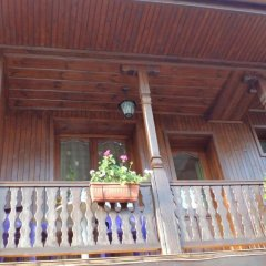 Отель Chuchura Family Hotel Болгария, Копривштица - отзывы, цены и фото номеров - забронировать отель Chuchura Family Hotel онлайн балкон