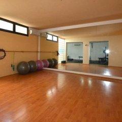 Отель Club Cala Azul фитнесс-зал фото 3