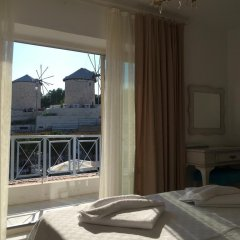 Alacati Sardunya Hotel Чешме комната для гостей