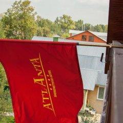 Гостиница Атланта Шереметьево в Долгопрудном 10 отзывов об отеле, цены и фото номеров - забронировать гостиницу Атланта Шереметьево онлайн Долгопрудный балкон