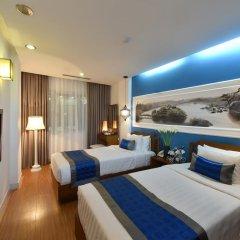 Nova Hotel 3* Номер Делюкс с различными типами кроватей фото 6