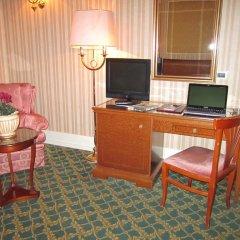 Hotel Gallia 4* Стандартный номер с двуспальной кроватью