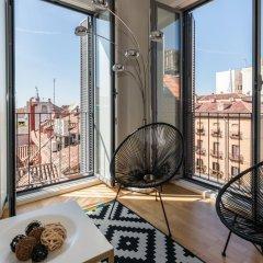 Отель Madrid SmartRentals Puerta del Sol Испания, Мадрид - отзывы, цены и фото номеров - забронировать отель Madrid SmartRentals Puerta del Sol онлайн балкон