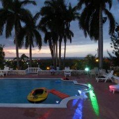 Отель The Retreat @ A Piece Of Paradise Ямайка, Монтего-Бей - отзывы, цены и фото номеров - забронировать отель The Retreat @ A Piece Of Paradise онлайн бассейн фото 2