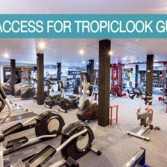 Отель Villa Amiria by TropicLook: Onyx Style Nai Harn Beach фитнесс-зал