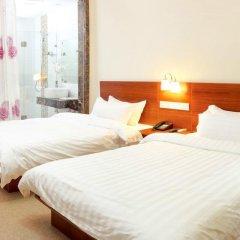 Guangzhou Masia Hotel 3* Стандартный номер с 2 отдельными кроватями фото 2