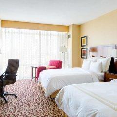Bethesda North Marriott Hotel & Conference Center 3* Стандартный номер с различными типами кроватей фото 2