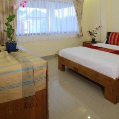 Отель Unique Paradise Resort 3* Коттедж с различными типами кроватей фото 4
