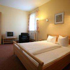 Отель Airporthotel Regent 3* Стандартный номер с различными типами кроватей фото 2