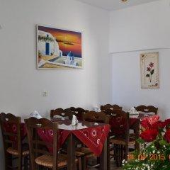 Отель Lignos Греция, Остров Санторини - отзывы, цены и фото номеров - забронировать отель Lignos онлайн питание фото 2