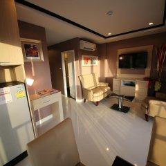 Отель New Nordic Marcus 3* Студия с различными типами кроватей фото 9