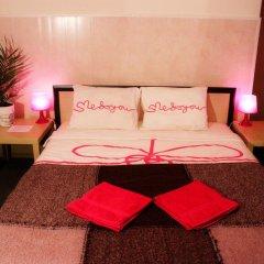 Abazhur Hostel Санкт-Петербург комната для гостей фото 2