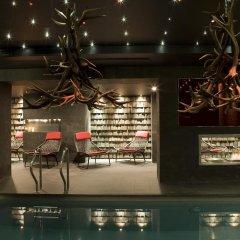 Отель Hôtel Avenue Lodge развлечения