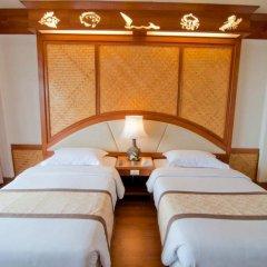 Golden Beach Hotel Pattaya 3* Улучшенный номер с различными типами кроватей фото 4