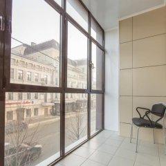 Апартаменты на Баумана балкон