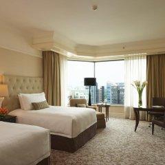 Four Seasons Hotel Singapore 5* Улучшенный номер с различными типами кроватей фото 4