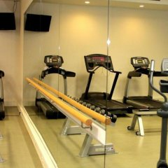 Hyllit Hotel фитнесс-зал фото 2
