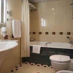 Гостиница Славянка 4* Стандартный номер с двуспальной кроватью фото 10