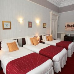 Albion Hotel комната для гостей