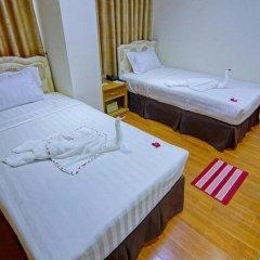 Myat Nan Yone Hotel 3* Улучшенный номер с 2 отдельными кроватями фото 2