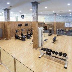 Отель Occidental Jandia Mar Джандия-Бич фитнесс-зал фото 3