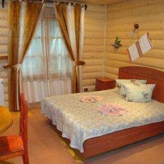 Гостиница Panorama Karpat Yablunytsya комната для гостей фото 2