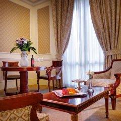 Grand Hotel Et Des Palmes 4* Стандартный номер с двуспальной кроватью фото 5