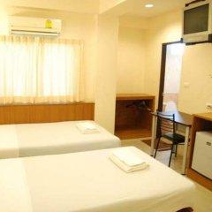 Отель Rambuttri House 2* Номер Делюкс с различными типами кроватей фото 2