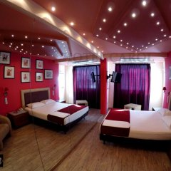 Carol Hotel 2* Люкс с разными типами кроватей фото 22