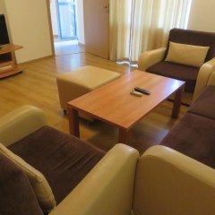 Отель Aparthotel Aquaria Болгария, Солнечный берег - отзывы, цены и фото номеров - забронировать отель Aparthotel Aquaria онлайн комната для гостей фото 4